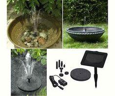 Solar Fountain Kit-SunJet