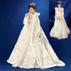 Touch of Elegance Bride Doll Ashton Drake Doll Bradford Exchange   eBay
