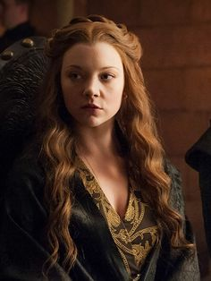 Natalie Dormer as Margaery Tyrell of House Tyrell in 'Game of Thrones' (HBO 2015 Hairstyles, Pretty Hairstyles, Braided Hairstyles, Hairstyles Videos, Updo Hairstyle, Braided Updo, Wedding Hairstyles, Renaissance Festival Hair, Beauty Tips
