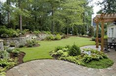 Beautiful landscaping @ its-a-green-life