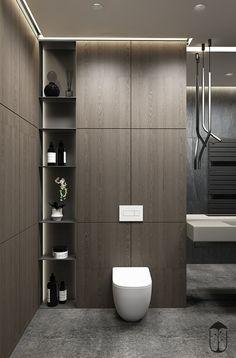 Modern Bathroom Furniture Storage – Modern bathroom vanities are among the main fittings in contemporary bathrooms that Small Bathroom Vanities, Bathroom Design Small, Bathroom Interior Design, Interior Modern, Bathroom Toilets, Cute Home Decor, Home Decor Kitchen, Cheap Home Decor, Contemporary Bathroom Furniture