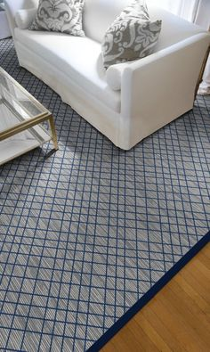 Enjoy the beautiful appearance of Gardener by Stanton made with a distinctive diamond repeating pattern that will add style to any space in your home. Room Rugs, Area Rugs, Stanton Carpet, Luxury Flooring, Carpet Installation, Geometric Rug, Flooring Options, Shades Of White, Carpet Flooring