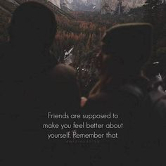 Positive Quotes : QUOTATION – Image : Quotes Of the day – Description Friends are supposed to make you feel better.. Sharing is Power – Don't forget to share this quote ! https://hallofquotes.com/2018/04/15/positive-quotes-friends-are-supposed-to-make-you-feel-better/