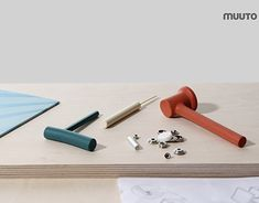 Tool set for muuto. New tools for the Scandinavian home. Scandinavian Home, Tool Set, New Work, Office Supplies, Behance, Gallery, Check, Roof Rack