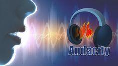 Melhore a qualidade das gravações vocais de áudio usadas em vídeos, cursos on-line, vídeos do YouTube, podcasts, obtendo resultados profissionais com Audacity.