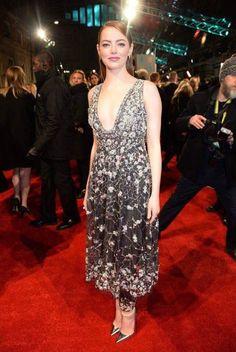 Emma wins Bafta Award 2017 for best actress
