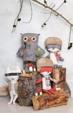 Maileg Fall/Winter 2012..................  Maileg is an award winning Danish toy company founded in 1999 by Dorthe & Erik Mailil. Dorthe, a graphic designer, creates the magical Maileg collection of toys.