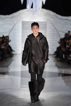 Mackage Fall/Winter 2016/2017 - Toronto Fashion Week