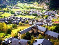 Andorra: hotel, cena & spa 104€
