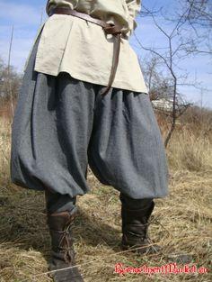 Reenactment Market.eu Historical Reenacting Online Marketplace Scandinavian Trousers