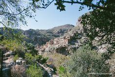 Die Bloggerin @katjaheil berichtet auf antonsganzewelt.de von ihrer Reise auf dem Saiq Plateau in Oman.