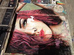 Eu insisto .. fz valer o minuto !! Bethnal Green Street Art, London