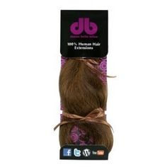 Donna Bella Full Head 100% Human Hair Clip In Hair Extensions, 20 Inches, Color No. 8, 4 Ounce by Donna Bella. $150.00. 100 % human remy hair. Each pack contains: one 9 inches wide weft, one 7 inches wide weft, two 6 inches wide wefts, and four 1.5 inches wide wefts. Wefts are 20 inches in length. Ready to wear ~ clips already in place. Donna Bella 100% human remy hair can be cut, blown dry, curled, straightened and styled to your liking. Each package contains 4.0 oun...