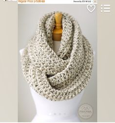 Next scarf I'll be making for my collection