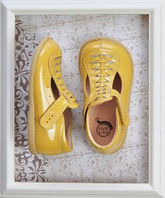 Livie and Luca Girls Shoes Yellow Toi Toi $44.00