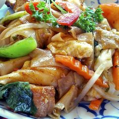 Pad Kee Mow   Lers Ros Thai   Zmenu, The Most Comprehensive Menu With Photos