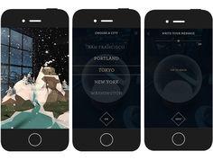 AKQA 水晶球里的微观世界 H5网站