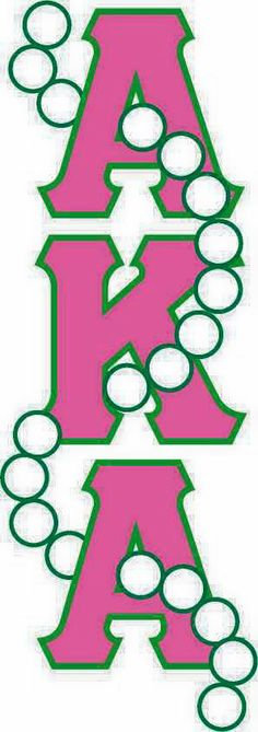 Aka Letters With Pearls Aka Sorority, Alpha Kappa Alpha Sorority, Sorority Life, Sorority And Fraternity, Sorority Shirts, Aka Founders, College Mom, Divine Nine, Afro Art