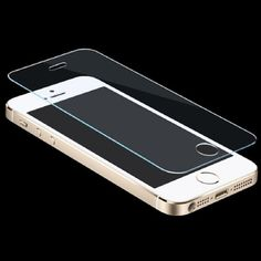 Arc 0.26mm 2.5d per iphone 6 6s4. 7 in vetro temperato per iphone 5 5 s protezione dello schermo di vetro per iphone 5 5c 4 s 4 pellicola protettiva