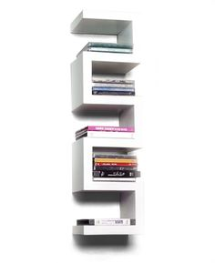 #Decoracion #Librero #Moderno www.easy.cl