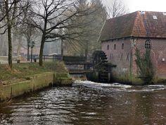 Watermill Berenschot in Woold near Winterswijk - Achterhoek