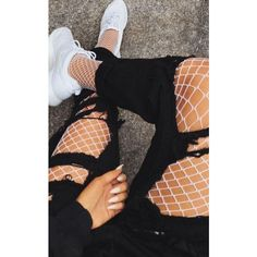 Cats got the Cream Diamond Fishnet Tights  White (€15) ❤ liked on Polyvore featuring intimates, hosiery, tights, white, cat stockings, fishnet stockings, fishnet hosiery, white stockings and white tights