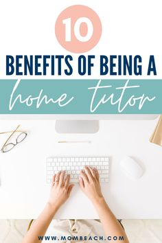 Do you want to work from home? Maybe you should consider a career as a home tutor! Check out this article about all the benefits tutoring has to offer and how tutoring can be your most significant success this year. #makemoremoney #workfromhome #hometutor #hometutoring
