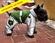 ANY BREED Custom Dog Snowsuit Dog Winter Clothes Warm by MyOptimus