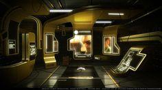 Deus Ex HR Concept art by RDumont