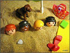 arena y sol, via Flickr