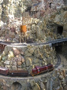 Large Scale Central - Advanced Forum Detail Topic - In-ko-pah Railroad: New pics