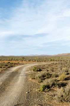 Dusty Road - The view from The Sutherland Observatory SALT Dusty Road - Sutherland is a town with about 2,841 inhabitants in the Northern Cape province of South Africa. It lies in the western Roggeveld Mountains in the Karoo