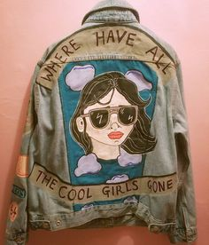 Every fashion girl should have at least one denim jacket in her wardrobe. But one thing I've never felt comfortable with was looking like ev...