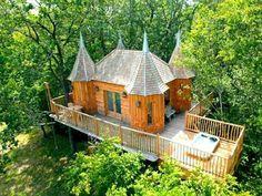Wonderful Fairy Tale Cottages
