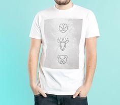 Koszulka zwierzęta