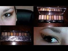 ▶ Hard Candy Naturally Gorgeous Tutorial + Leopard Print - YouTube