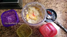 21 Day Fix approved Overnight Oats!