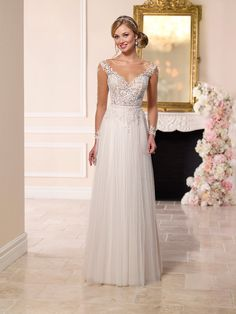 Tulip - Lace - Gowns - Felicitys Bridal