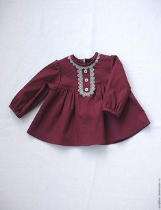 Clothes for girls handmade. African Dresses For Kids, Toddler Girl Dresses, Little Girl Dresses, Baby Dresses, Toddler Girls, Baby Girls, Baby Girl Frocks, Frocks For Girls, Kids Frocks