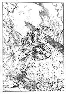 Gleidson Araujo: Captain America