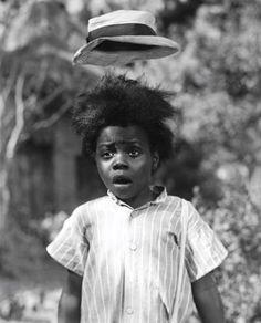 "Little Rascals"" Buckwheat Billie Thomas - boy or girl? - Eve Out ..."