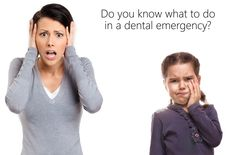 Accidents happen, and knowing what to do when you have a dental emergency can mean the difference between saving and losing a tooth.