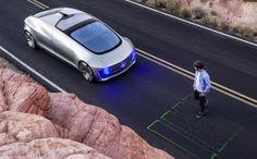 PcPOwersTechnology: Mercedes: Τα αυτόνομα οχήματα θα σώζουν πρώτα τους...
