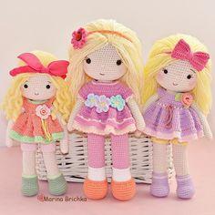 Скучаю по вам, мои любимки!!!❤ . . #игрушки#игрушкикрючком#вязаныеигрушки#вязание#вяжутнетолькобабушки