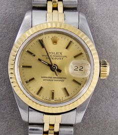 Rolex oyster bay perpetual, this thing was from the 60s and is still going :)