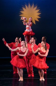 Smuin Christmas Ballet 3_Chris Hardy:   Smuin Ballet dancers perform Home for the Holidays, a world premiere by Choreographer-in-Residence Amy Seiwert, part of The Christmas Ballet, touring the Bay Area through December 27. Photo credit: Chris Hardy Photo: Chris Hardy