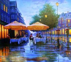 Summer Reflections...Alexei Butirskiy