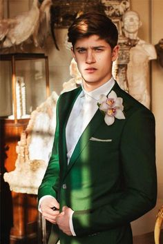 Would you wear a coloured blazer to your wedding?
