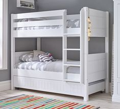 Consider this necessary graphics and visit the here and now strategies and information on bunk bed plans Bunk Beds For Girls Room, Toddler Bunk Beds, Bunk Bed Rooms, Bunk Beds With Stairs, Kid Beds, Childrens Bedroom Furniture, Bed Furniture, Lego Bedroom, Furniture Market