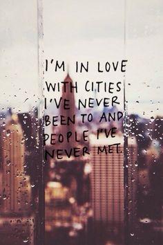 travel // love